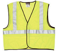 Світловідбиваючий жилет безпеки MSA Safety Works 2 шт