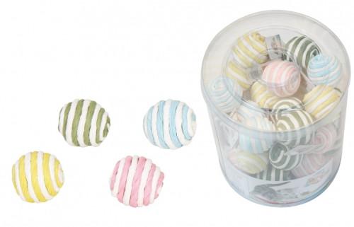 Игрушки для котов веревочный мячик, CROCI , 4 см
