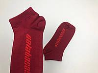 Носки Calabasas - Низкие - Бордовые
