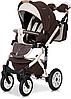 Дитяча універсальна коляска 3 в 1 Riko Brano Ecco 13 Chocolate, фото 3