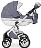 Детская универсальная коляска 3 в 1 Riko Brano Ecco 17 Stone, фото 3