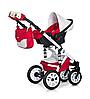 Дитяча універсальна коляска 3 в 1 Riko Brano Ecco 20 Sport Red, фото 3