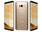 Смартфон Samsung Galaxy S8+ G955F Single 64GB Gold, фото 2