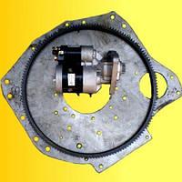 Комплект переоборудования МТЗ переделка на стартер | стартер, плита, венец