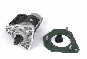 Комплект переоборудования МТЗ (без замены маховика и кожуха) | стартер Slovak 24В / 4,5 кВт