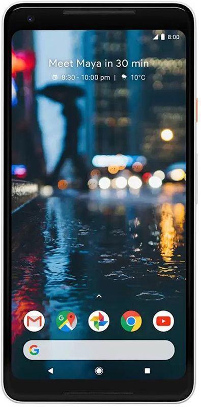 Смартфон Google Pixel 2 XL 128GB Black&White