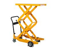Cтол гидравлический мобильный Yi-Lift CZD 203, г/п 200 кг, высота подъема 1620 мм, платформа 900x600 мм