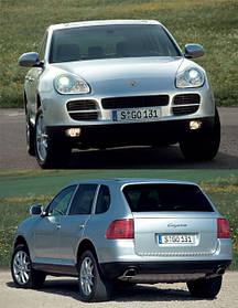 Зеркала для Porsche Cayenne 2003-11