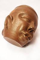 Кружка глиняная, африканский стиль, ручная работа, фото 1
