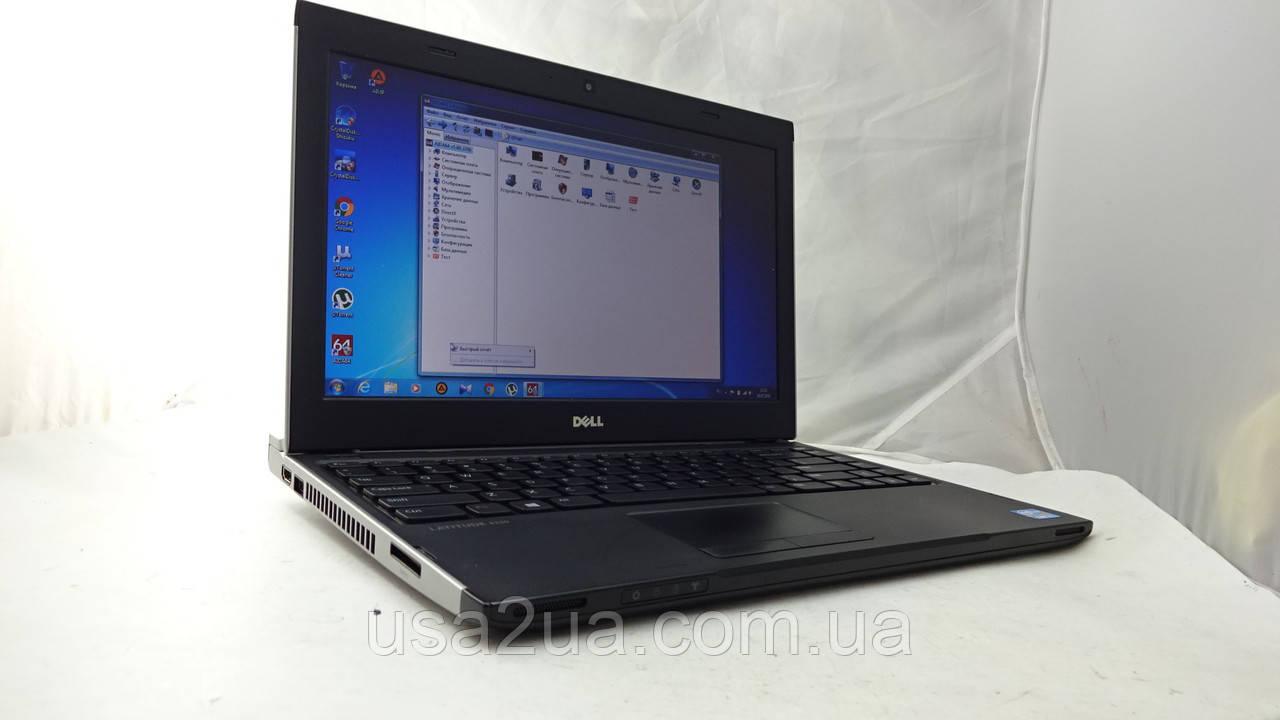 """13.3"""" Ноутбук Dell Latitude 3330 Core I3 3 gen 320Gb 4Gb WEB КРЕДИТ Гарантия Доставка"""