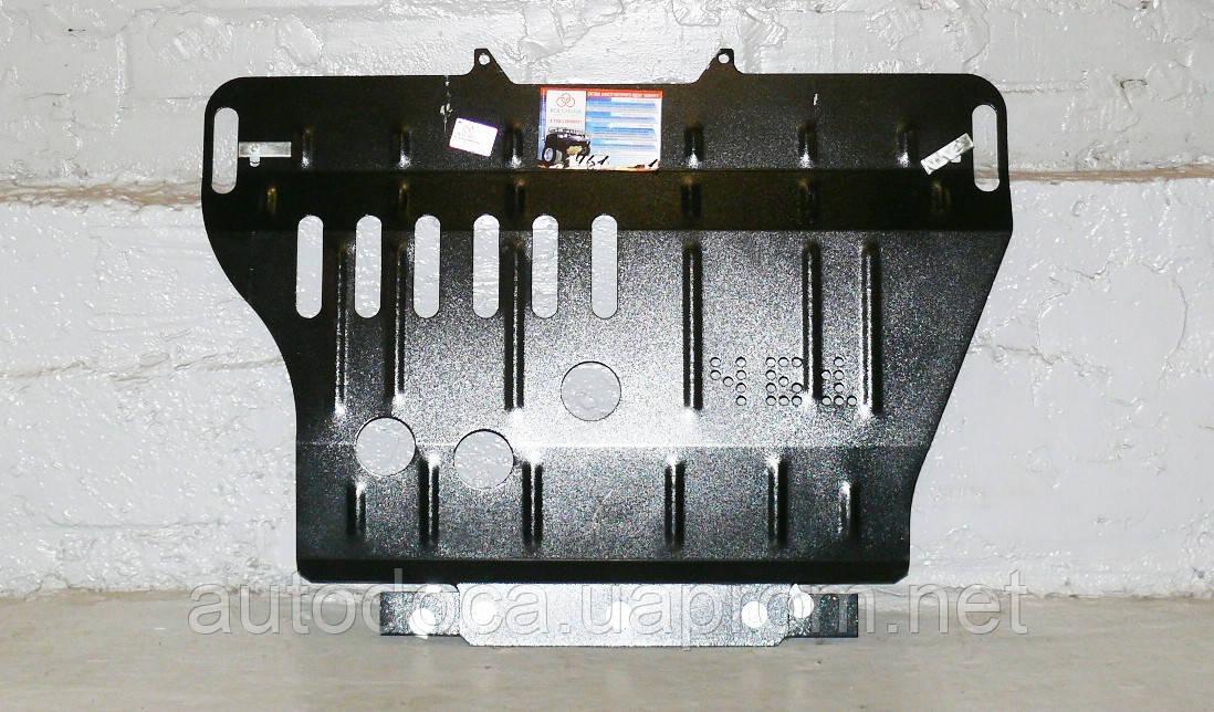 Защита картера двигателя и кпп Peugeot 607  1999-