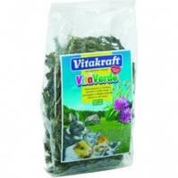 Vitakraft Vita Verde смесь трав для грызунов с подорожником и клевером, 70г