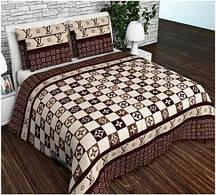 Полуторный постельный комплект Луивитон