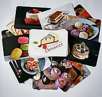 Метафорические ассоциативные карты «Dessert» Десерт (Александра Чередниченко)