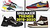Модные кроссовки сезона 2019-2020