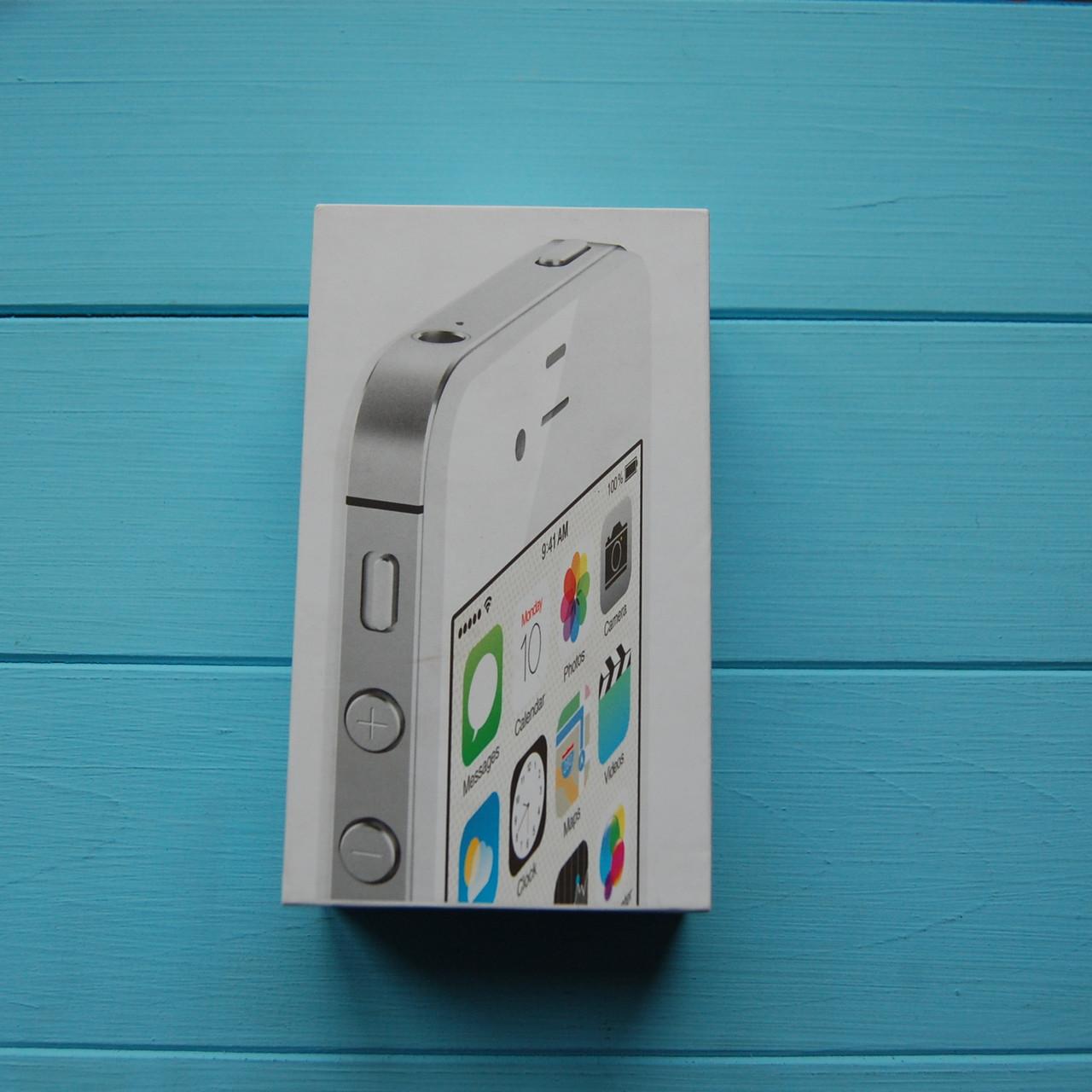 Коробка Apple iPhone 4S White