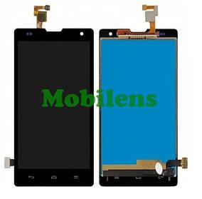 Huawei Honor 3C, H30-U10 Дисплей+тачскрин(модуль) черный