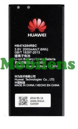 Huawei Honor 3C Lite, HB474284RBC, 3C Play, Hol-U19, Y550-L01, Y560, Y625, Y635, G500 Pro Аккумулятор , фото 2