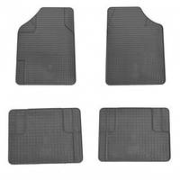 Комплект автомобильных ковров Budget uni variant