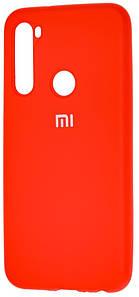 Чохол бампер Original Case/ оригінал для Xiaomi Redmi Note 8T (червоний)