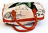 Оригинальная женская сумка, саквояж YR998-1 (42см ), фото 6
