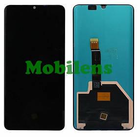 Huawei P30, ELE-L29, ELE-L09, ELE-AL00, ELE-TL00 Дисплей+тачскрин(модуль) черный