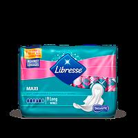 Прокладки на критические дни  Libresse Maxi Long Super 9 шт.