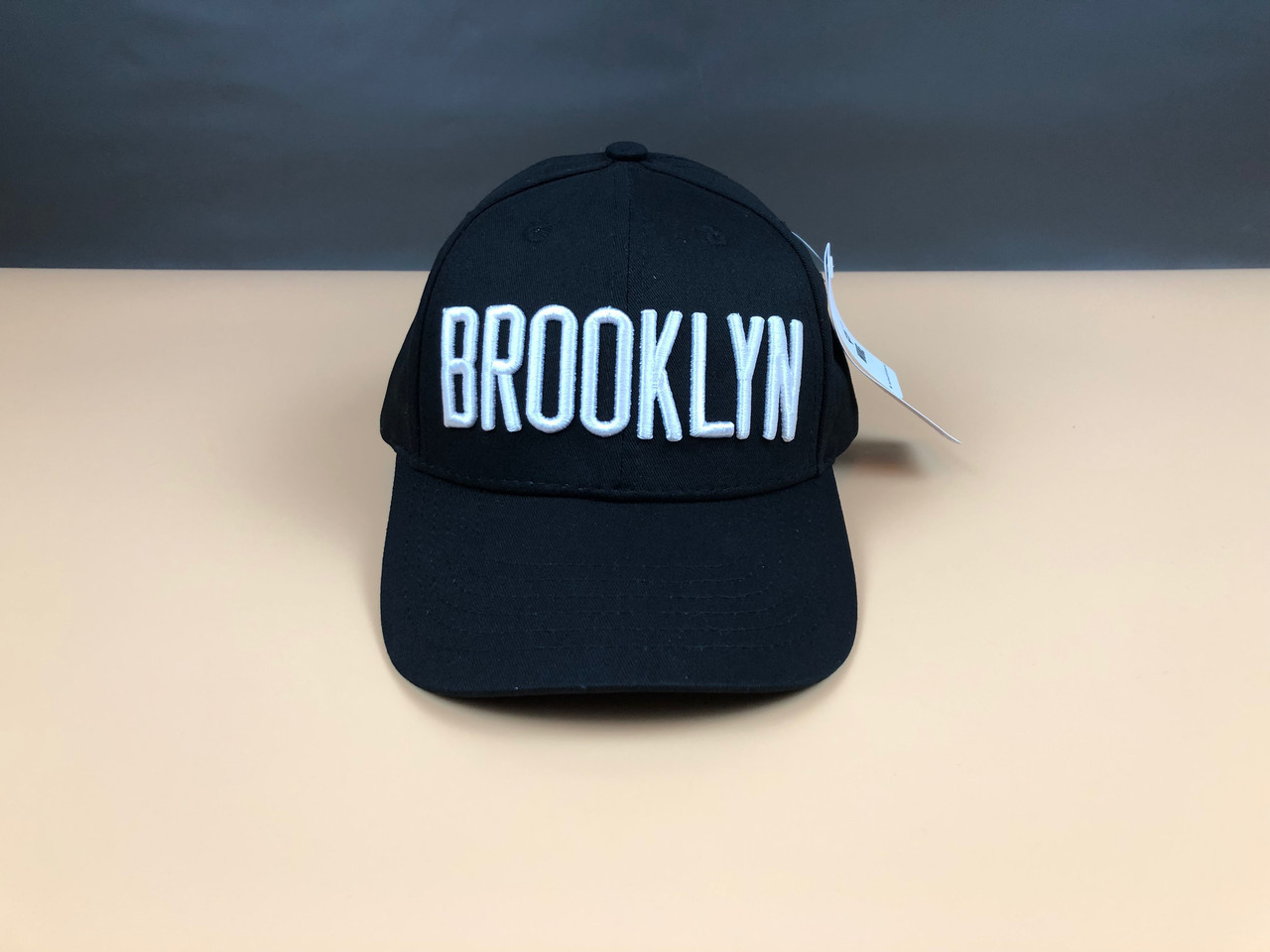 Кепка бейсболка Wuke Brooklyn (черная)