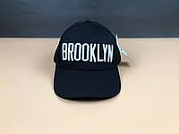 Кепка бейсболка Wuke Brooklyn (черная), фото 1