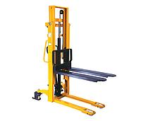 Штабелер ручной гидравлический SMH1025 грузоподъемность 1,0 тн, высота подъема 2,5 м