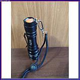 Светодиодный фонарик Police 8351 100w CREE-Q5, фото 4