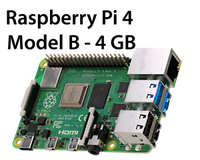Новый Raspberry Pi 4 Model B 4 GB Made in UK