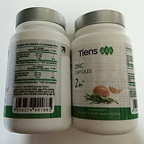 """Капсулы с цинком Тяньши""""- при дефиците цинка в организме, 60 капс, фото 2"""