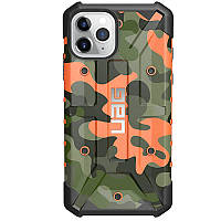 """Ударопрочный чехол UAG Pathfinder камуфляж для Apple iPhone 11 Pro Max (6.5"""") /очень хорошая копия/"""