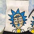 Носки с принтом Рик размер 39-43, фото 3
