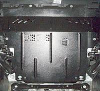 Защита картера Renault Kangoo 2008- V-1,6; 1,5 CDI,двигун, КПП, радіатор ( Рено Канго)