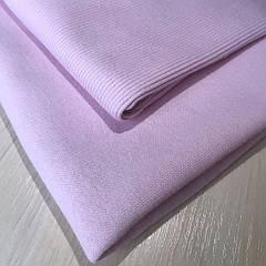 Трехнитка с начесом розовая, плотность 320 г/м2