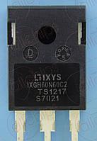 IGBT NPN 600В 75А 35нс Ixys IXGH60N60C2 TO247