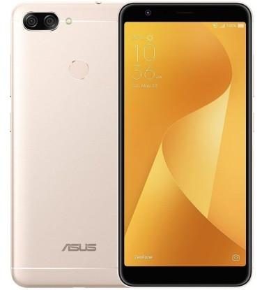 "Смартфон Asus ZenFone 4S Max Plus 4/32Gb Gold, 16+8/8Мп, 4130 мАч, 2sim, 5.7"" IPS, MT6750T, M1 ZB570TL"