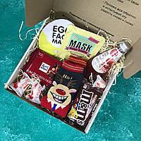 Подарочный Бокс City-A Box #57 для Мужчин и Женщин Набор Новый Год из 7 ед.