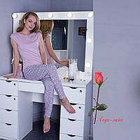 Женскийтрикотажный комплект для дома  А-7748