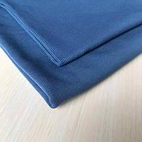 Трехнитка с начесом Светлый джинс, плотность 320 г/м2, фото 1