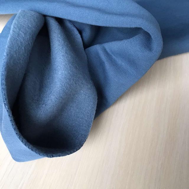 трикотажная ткань терехнитка с начесом, купить в нашем магазине