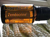 Зендокрин очистка от шлаков, смесь эфирных масел doTERRA / ZENDOCRINE DETOXIFICATION BLEND,15 мл