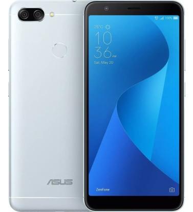 "Смартфон Asus ZenFone 4S Max Plus 4/32Gb Silver, 16+8/8Мп, 4130 мАч, 2sim, 5.7"" IPS, MT6750T, M1 ZB570TL"