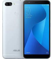 "Смартфон Asus ZenFone 4S Max Plus 4/32Gb Silver, 16+8/8Мп, 4130 мАч, 2sim, 5.7"" IPS, MT6750T, M1 ZB570TL, фото 1"