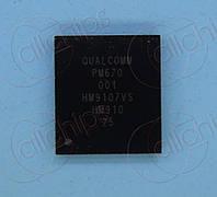 Контроллер питания Qualcomm PM670-000 BGA