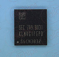 Память eMMC Samsung KLM4G1FEPD-B031 BGA