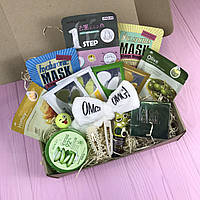 Подарочный Бокс City-A Box #14 для Женщин Бьюти Beauty Box Набор из 18 ед.
