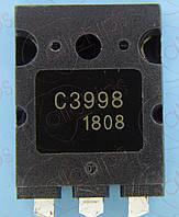 Транзистор NPN 800В 25А 100нс Sanyo 2SC3998 TO3PBL